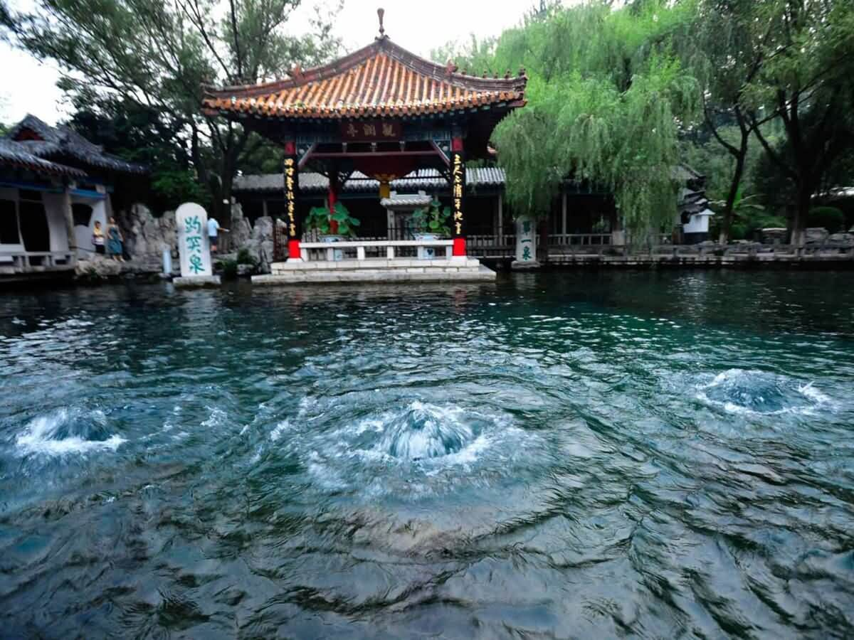 Baotu Spring - China Tours