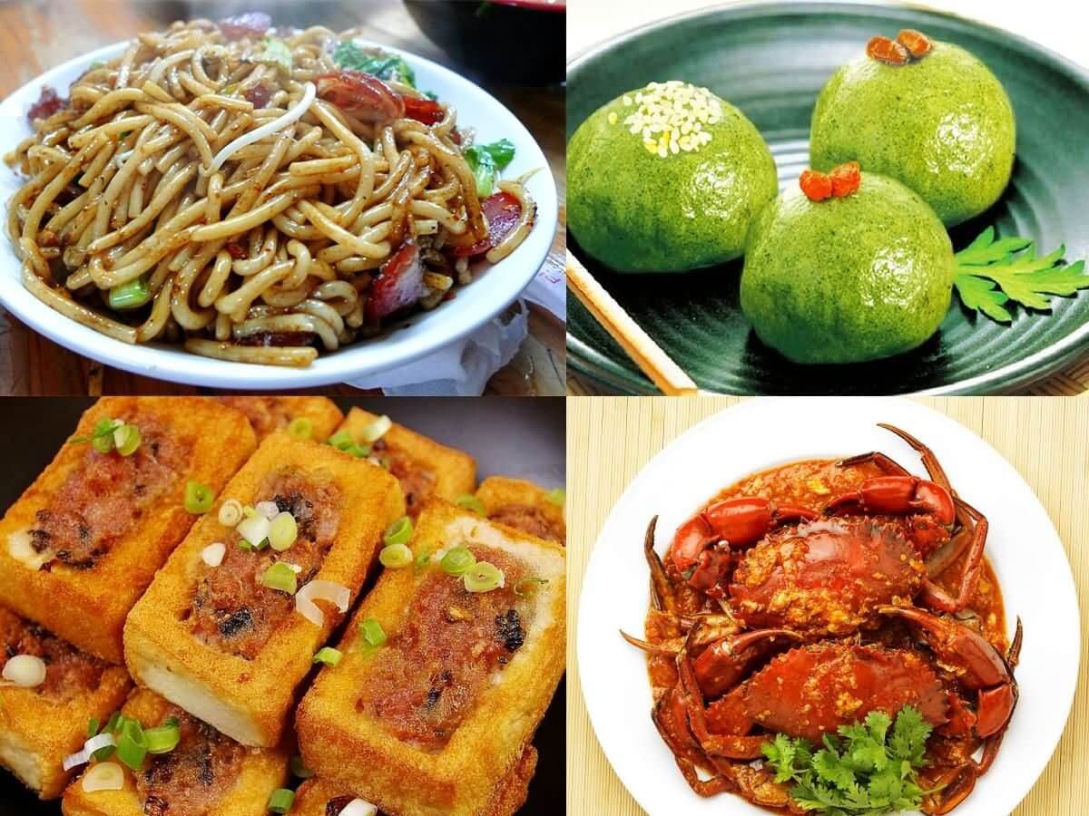 Jiangxi food - China Tours