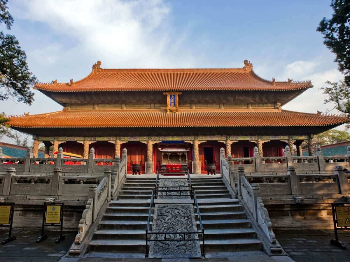 Confucius Temple - China Tours