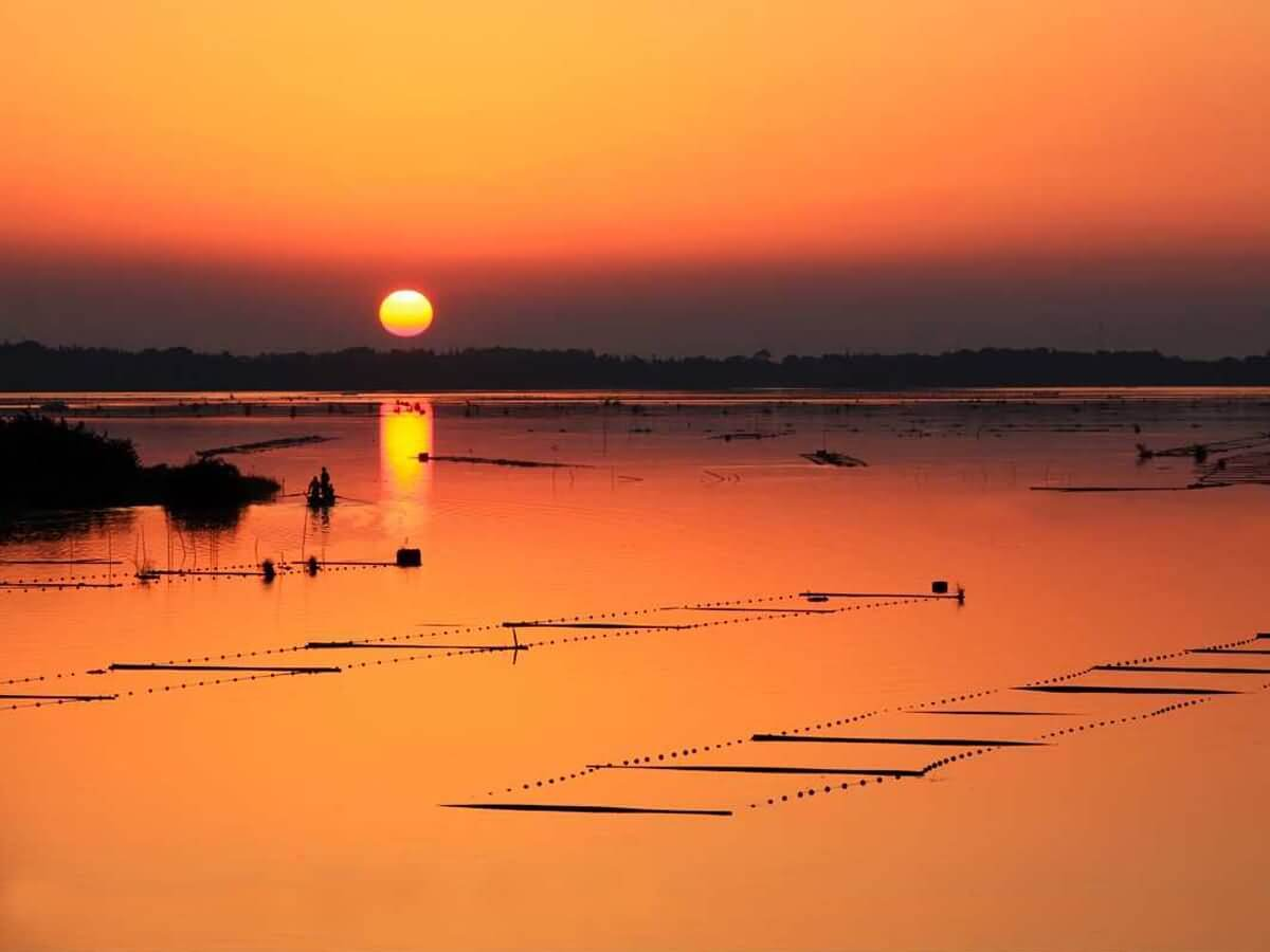 Dongting Lake - China Tours