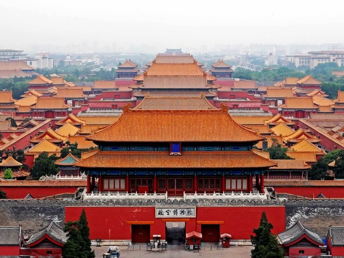 Forbidden city 2 - China Tours