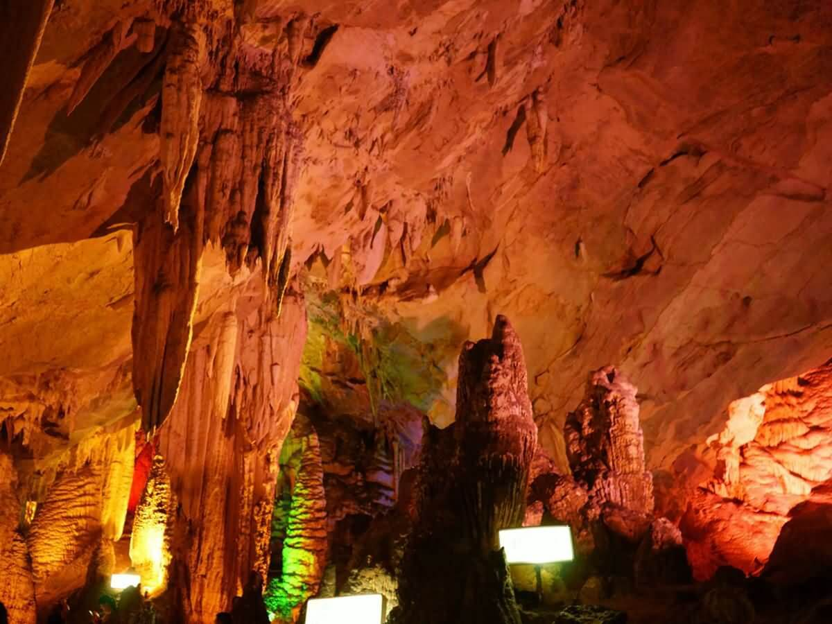 Furong Cave - China Tours