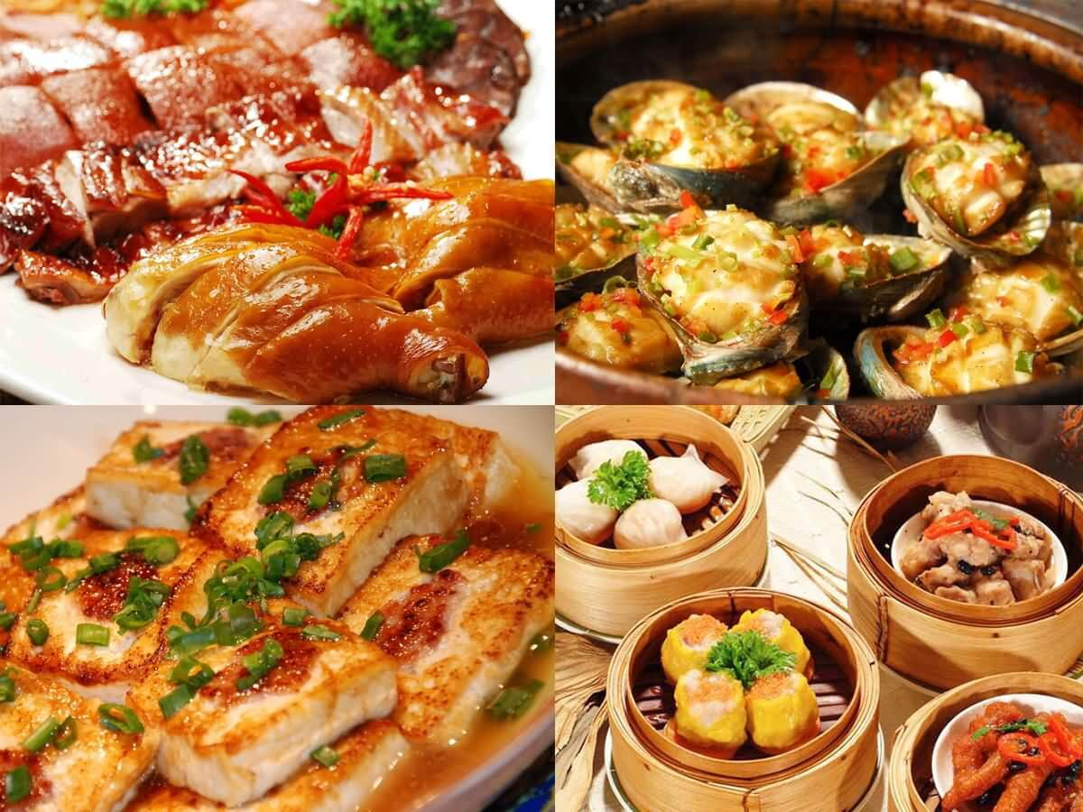 Guangdong Food - ChineseWishes