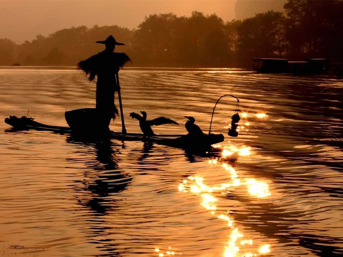 Guangxi Fishing - China Tours