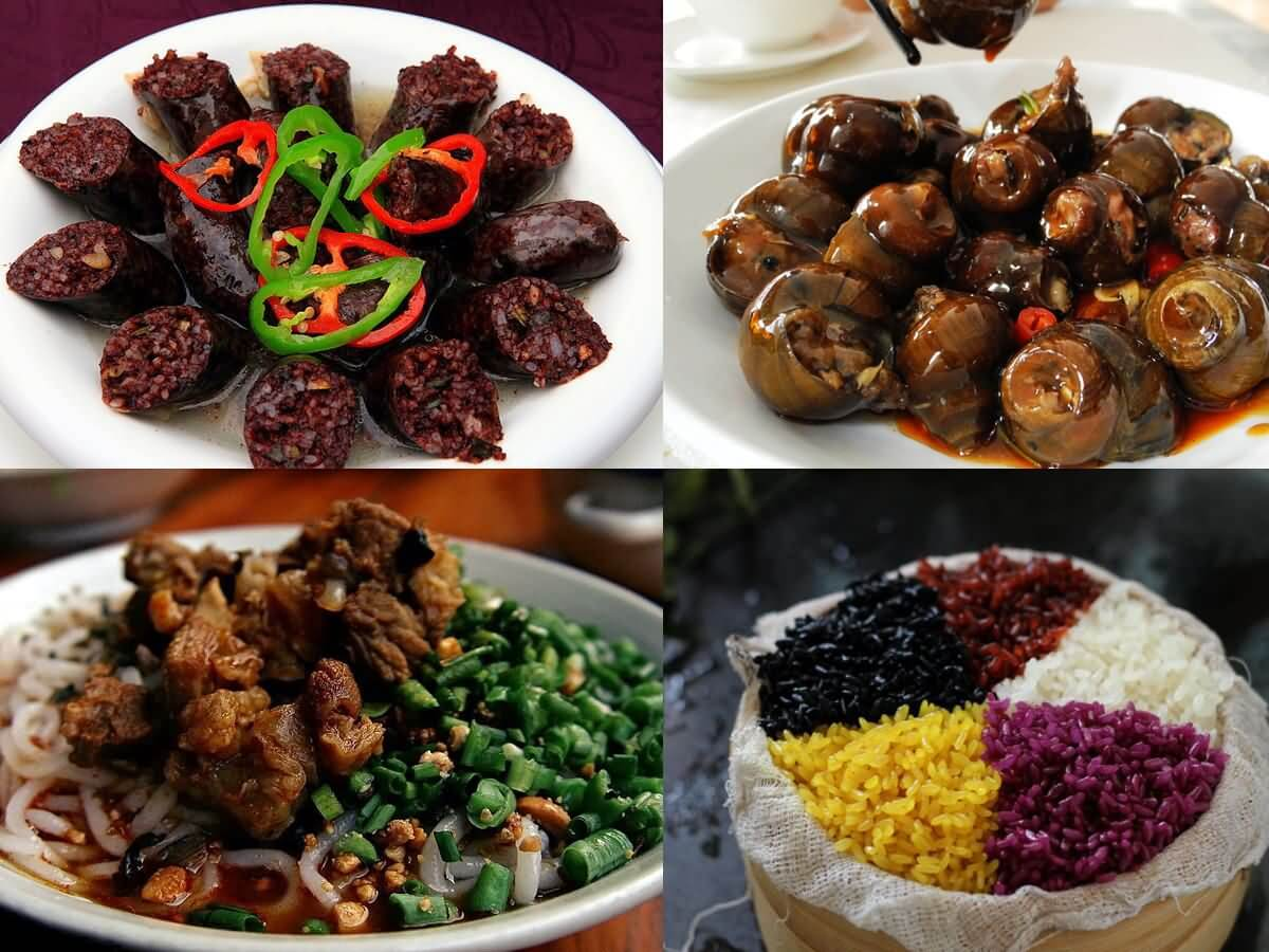 Guangxi Food - ChineseWishes