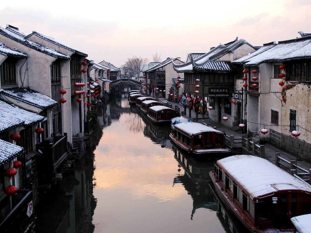 Gusu Town - China Tours