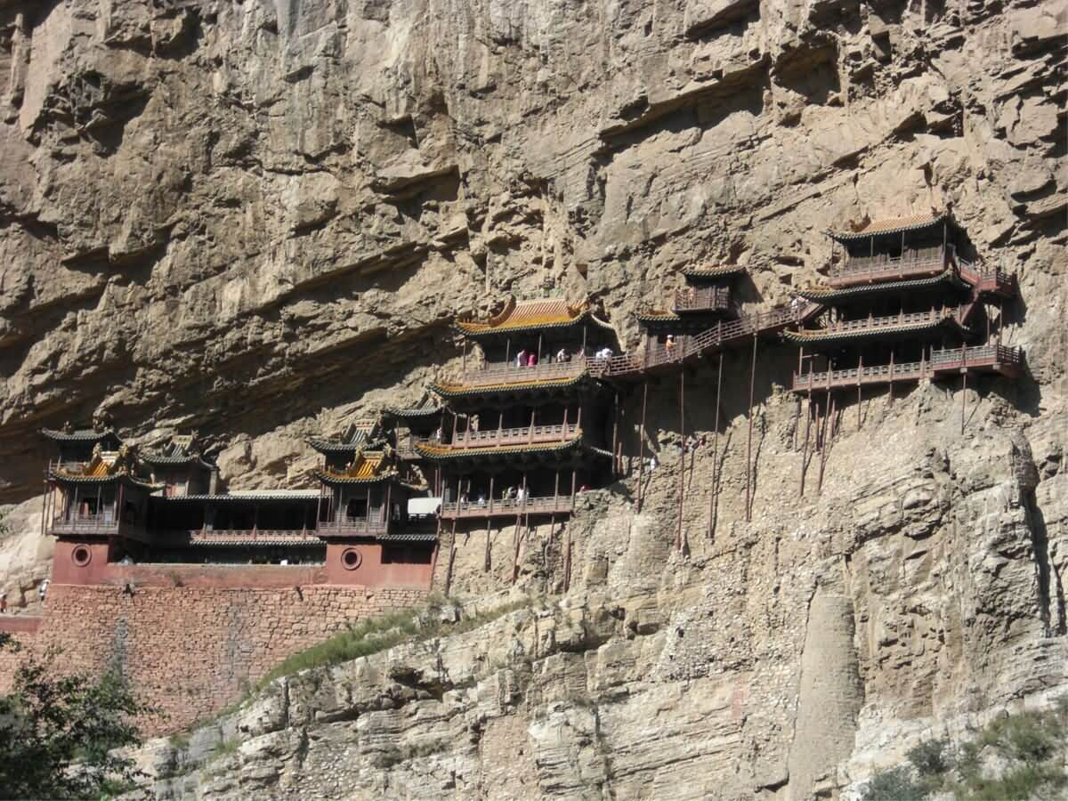 Hanging Monastery - China Tours