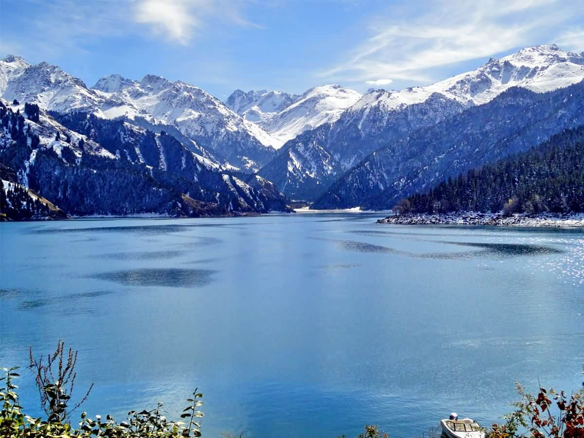 Heavenly Lake - China Tours