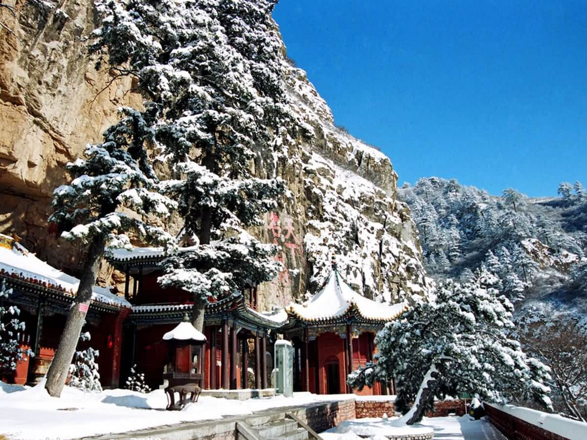 Hengshan - China Tours