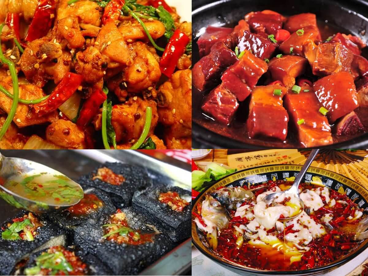 Hunan Food - China Tours