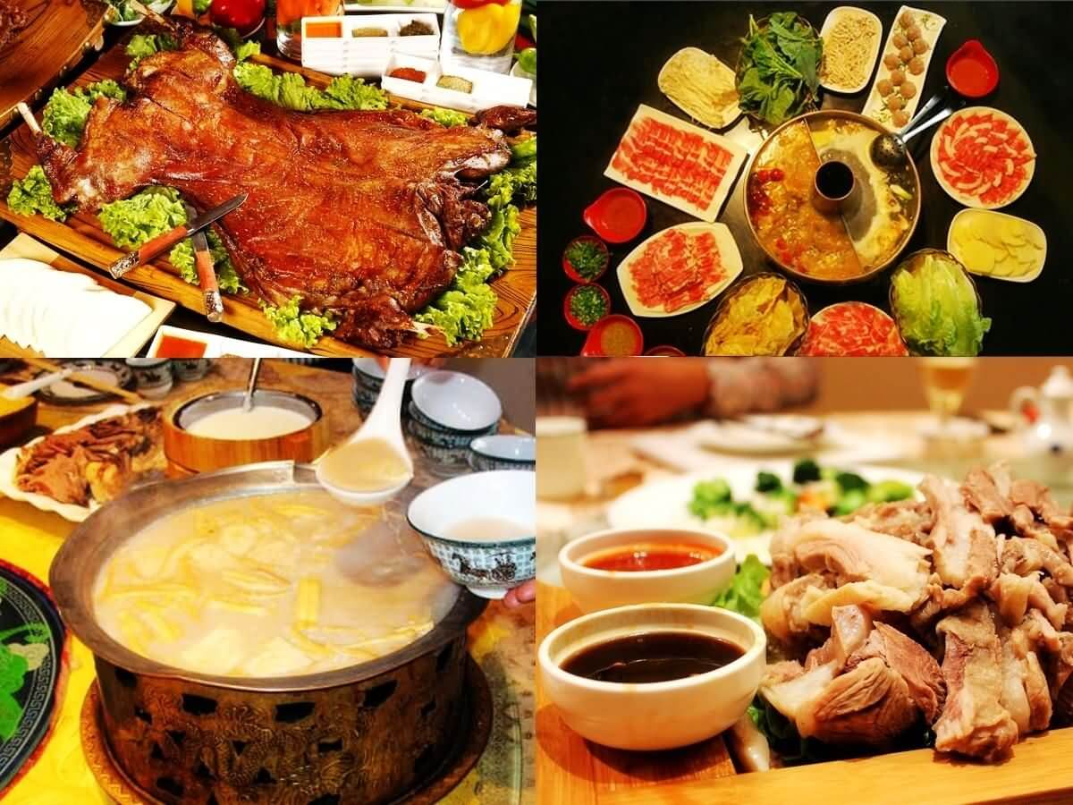 Inner Mongolia Food - China Tours