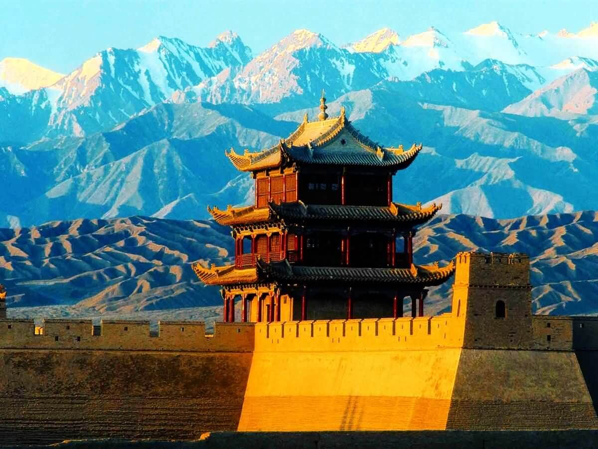 Jiayuguan 4 - China Tours