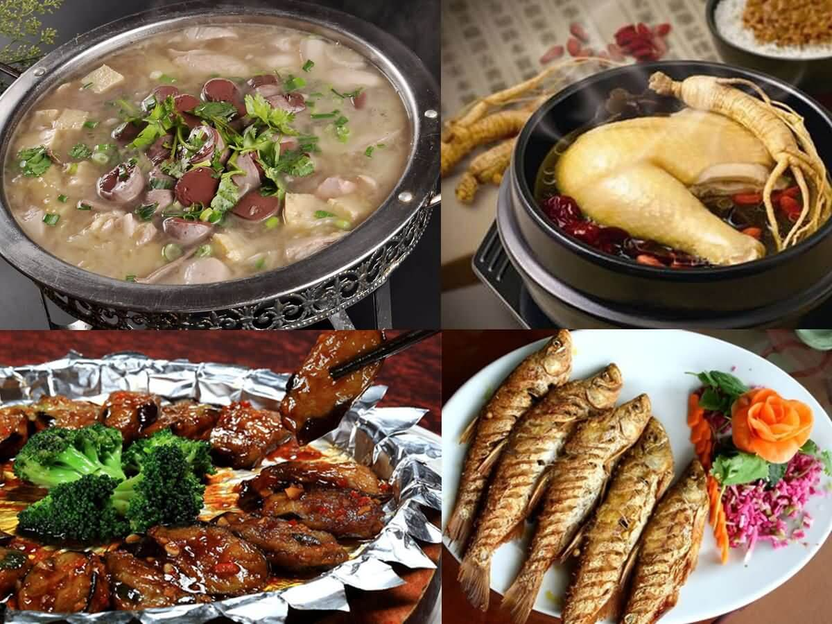 Jilin Food - China Tours