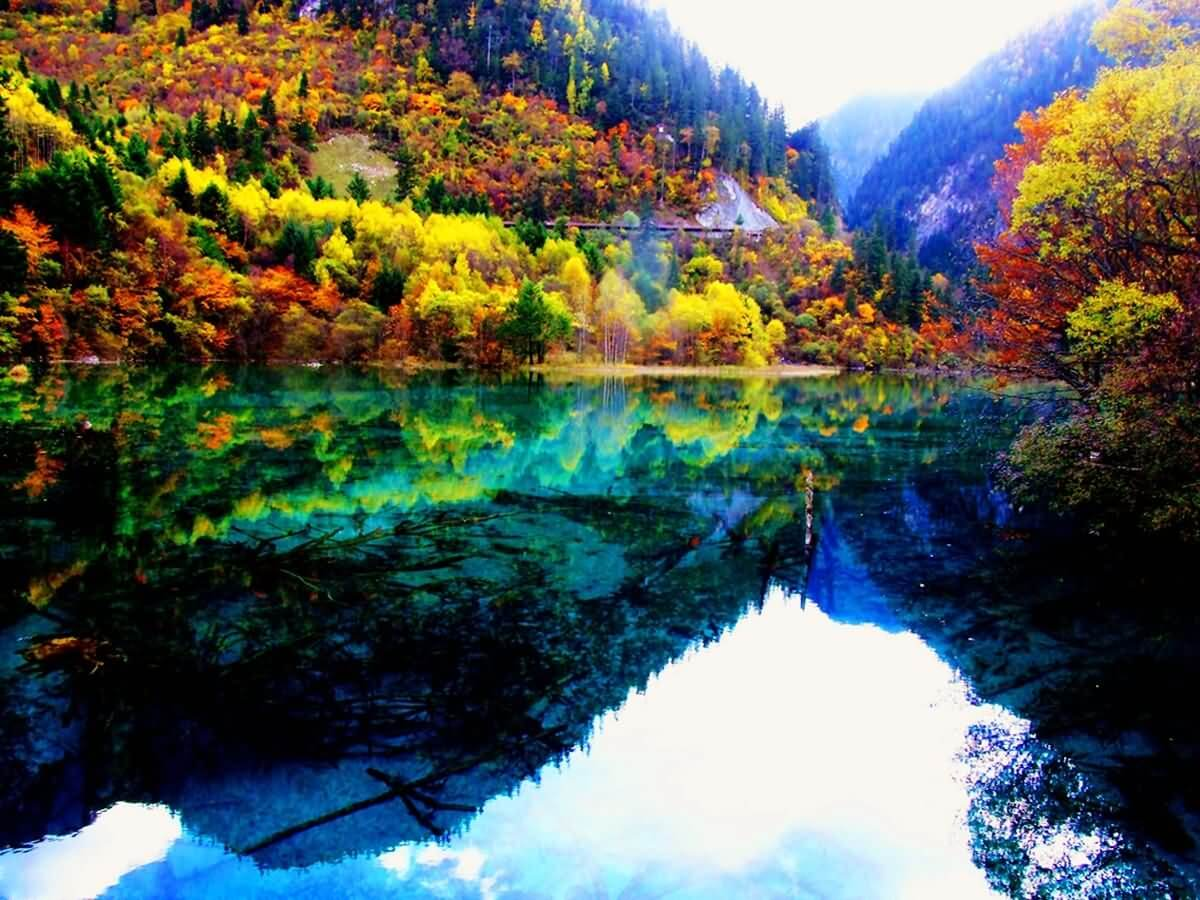 Jiuzhaigou - China Tours