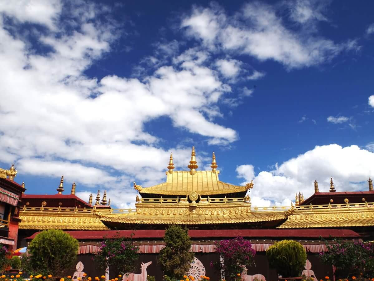 Jokhang Temple - China Tours