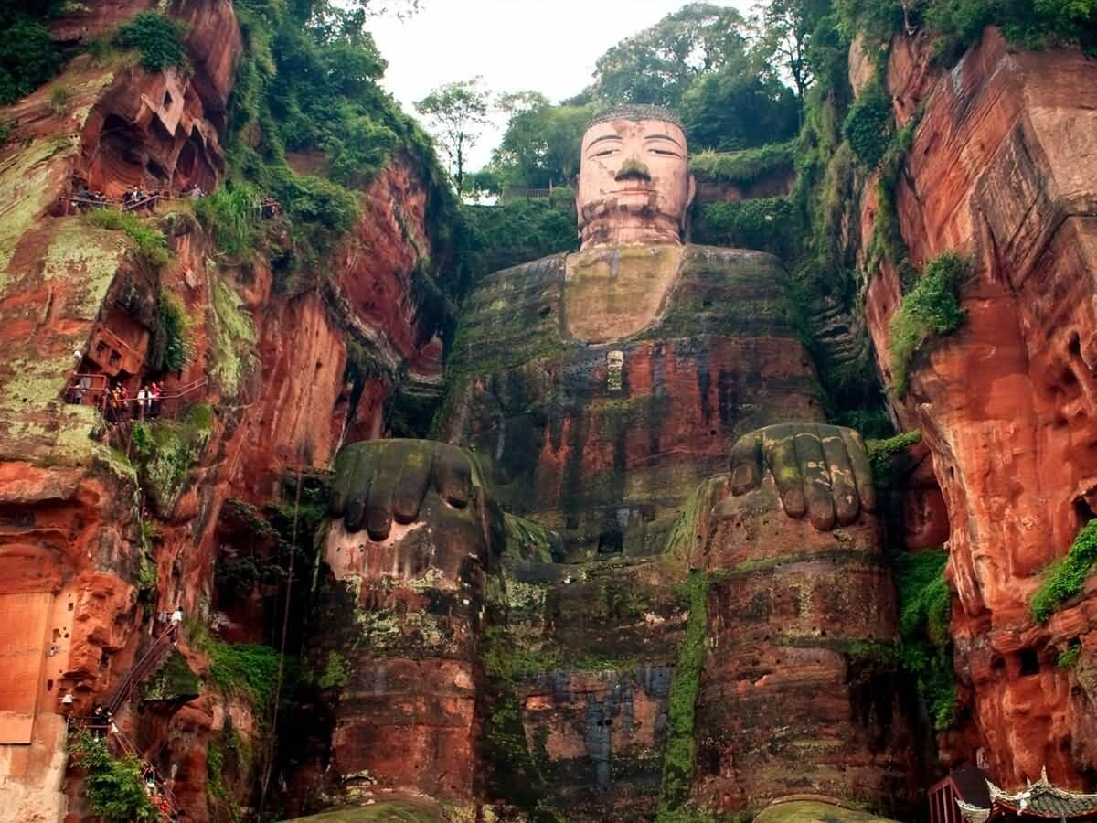 Leshan Giant Buddha - China Tours