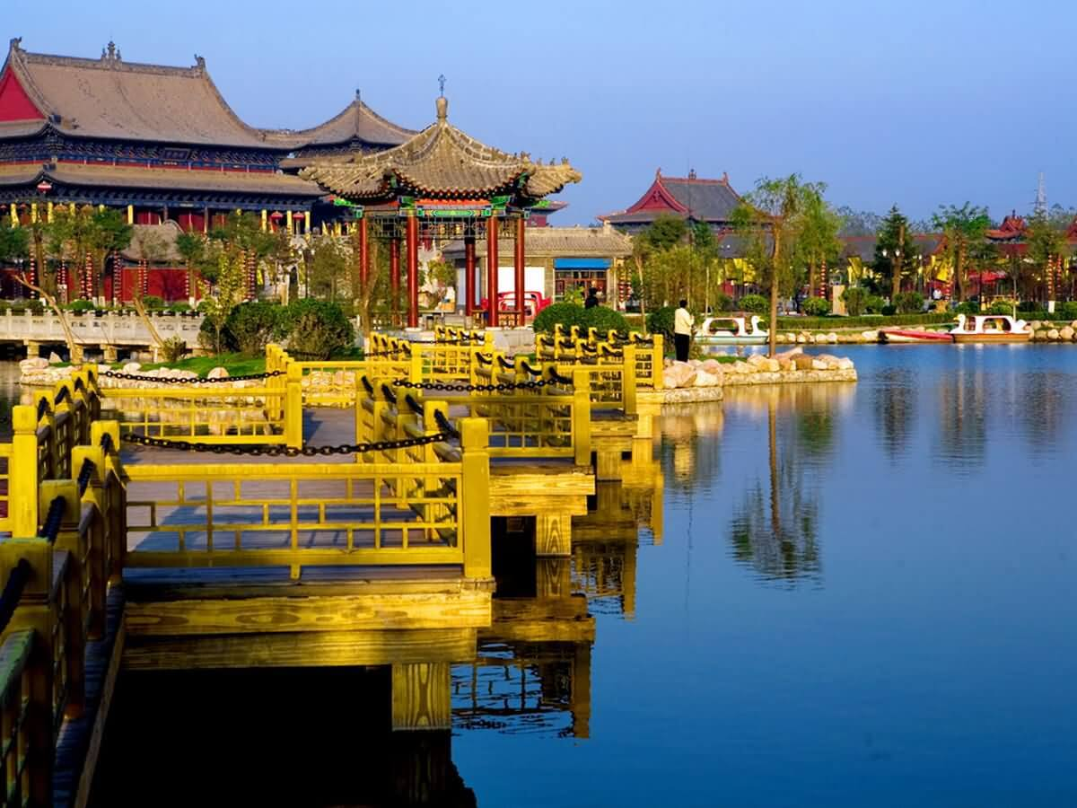Linfen - China Tours