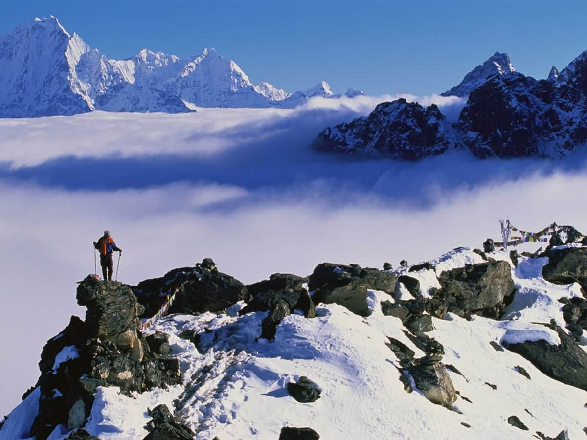 Mount Qomolangma - China Tours