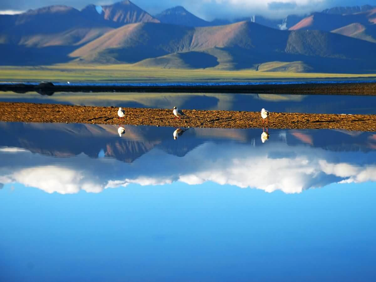 Namtso Lake - China Tours