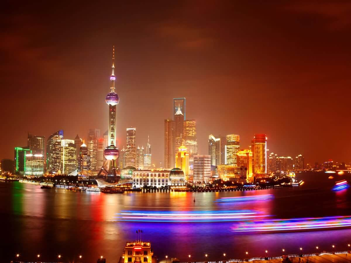 Oriental Pearl Tower - China Tours