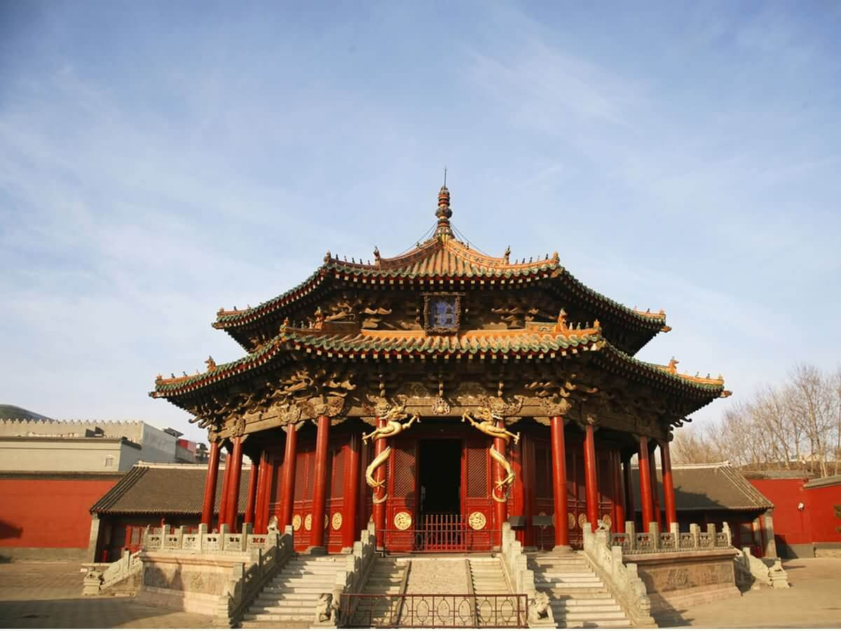 Part of Shenyang Imperial Palace - China Tours
