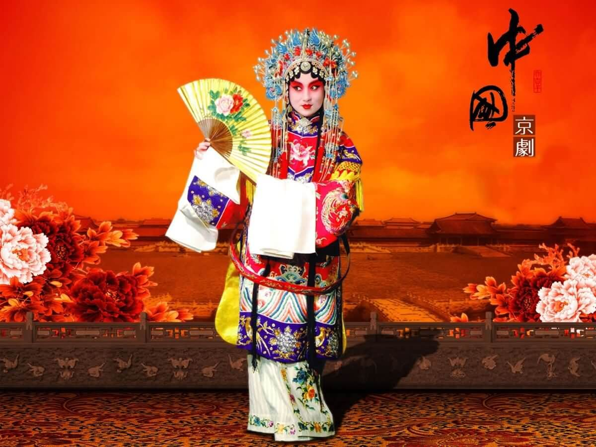 Peking Opera 2 - China Tours