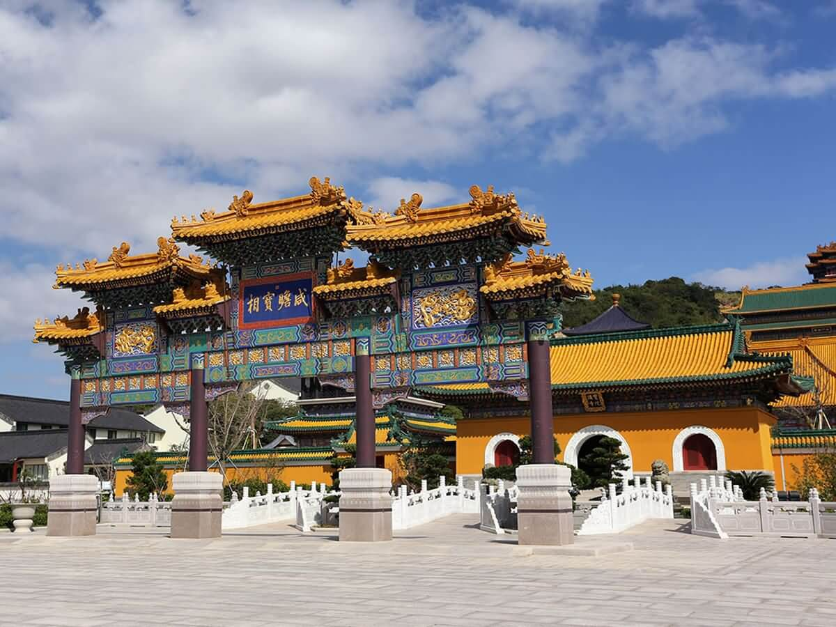 Putuo Mountain - China Tours