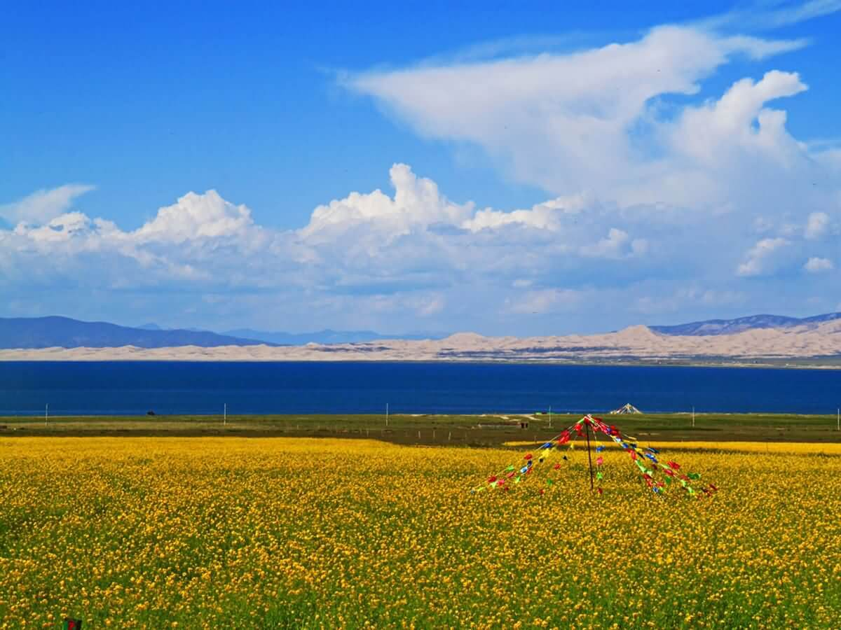 Qinghai Lake - China Tours