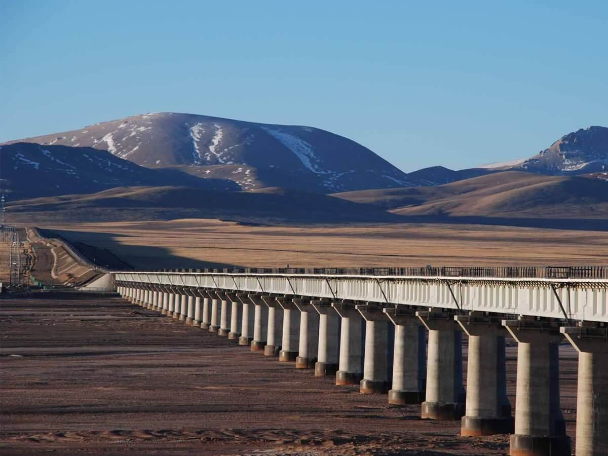 Qinghai-Tibet Railway 2 - China Tours