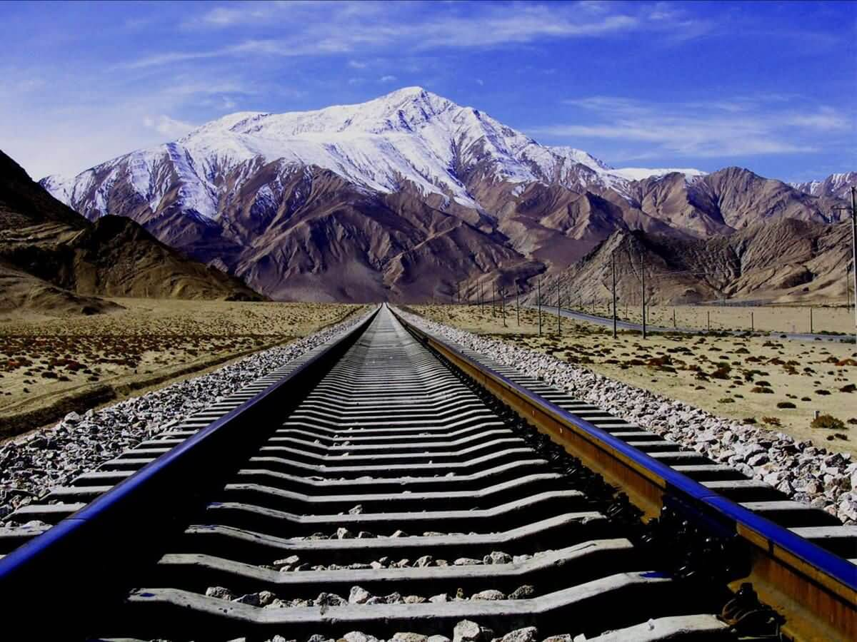 Qinghai-Tibet Railway - China Tours