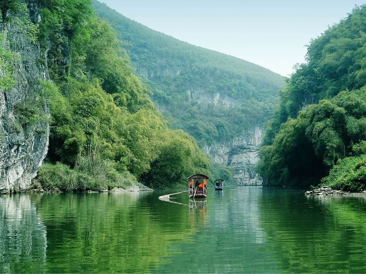 Qutang Gorge - China Tours
