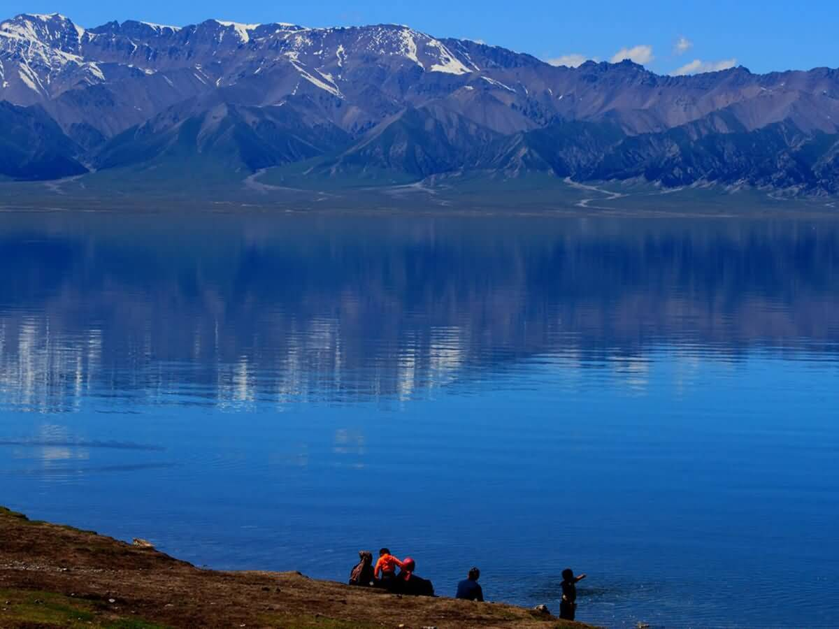 Sayram Lake 2 - China Tours