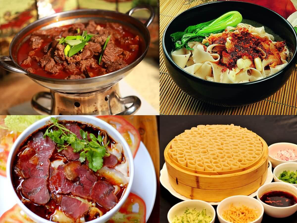 Shanxi Food - China Tours