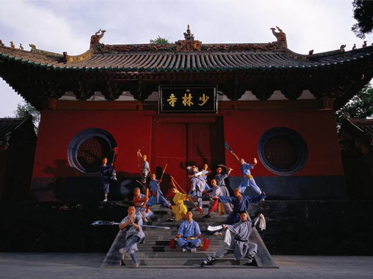 Shaolin - China Tours