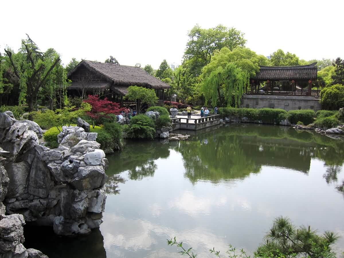 Shaoxing Shen Garden - China Tours