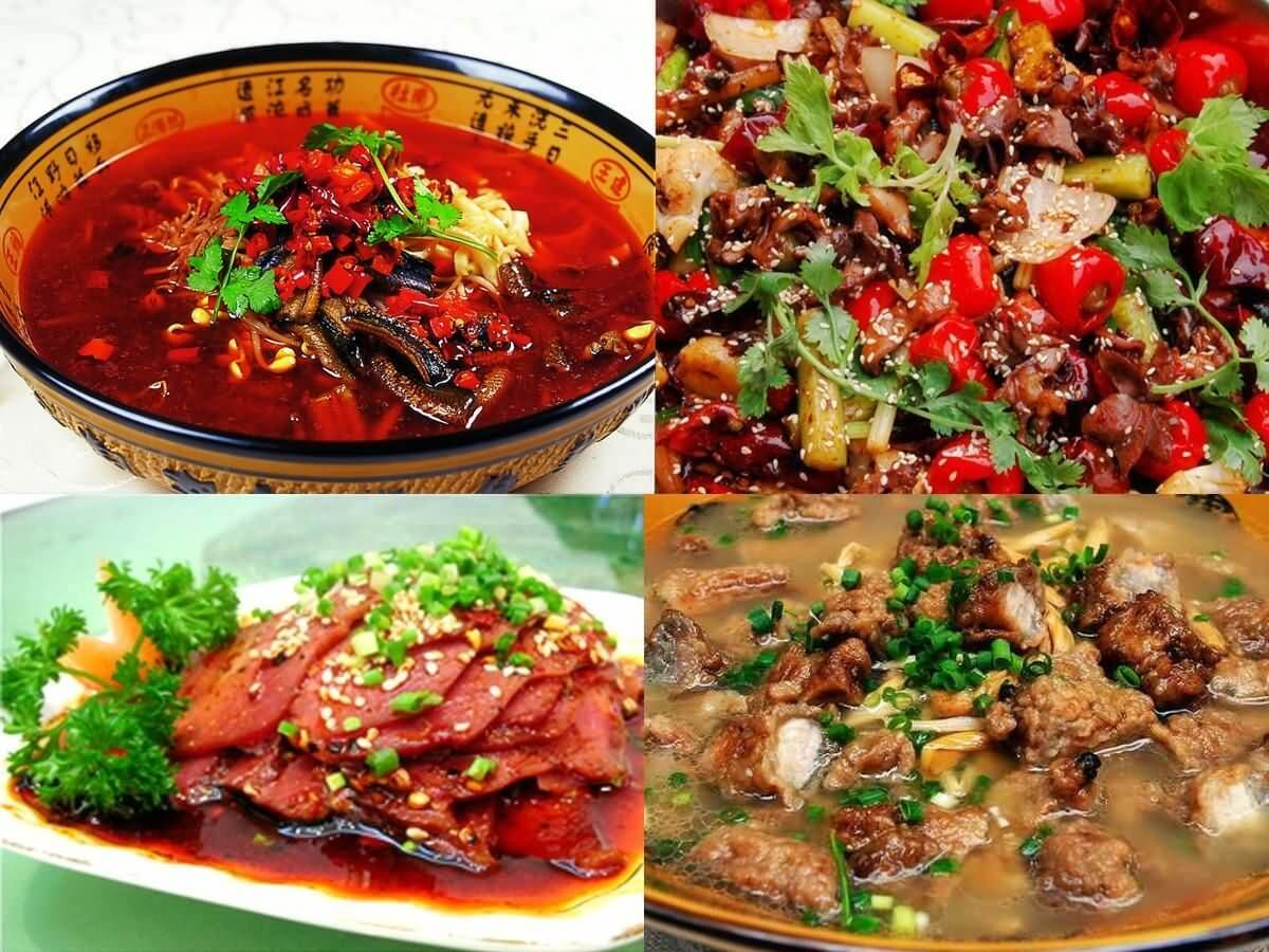 Sichuan food - China Tours