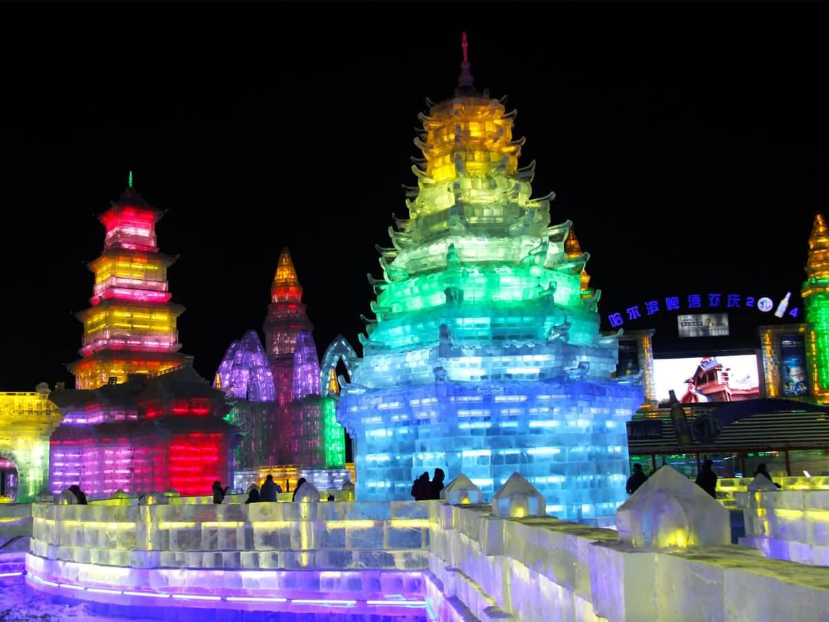 Snow World - China Tours