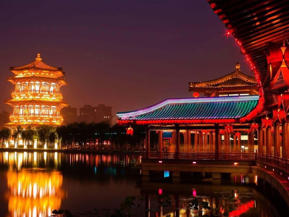 Tang Paradise - China Tours