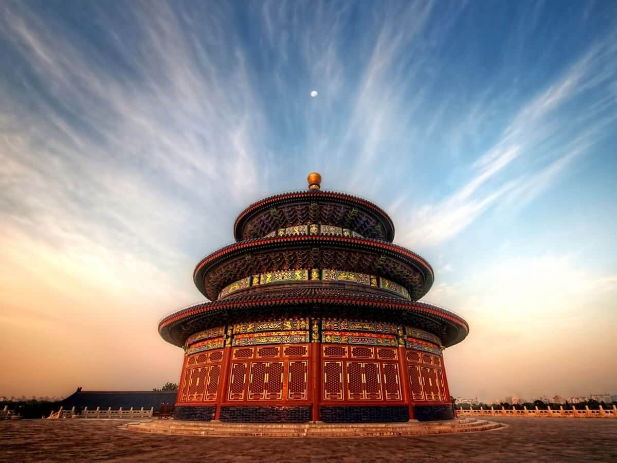 Temple of Heaven - China Tours