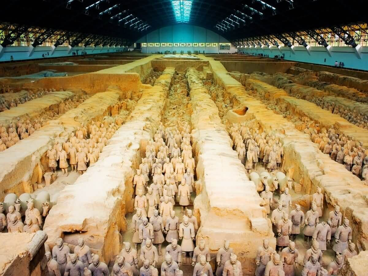 Terra-Cotta Warriors 2 - China Tours