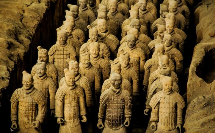 Terra-Cotta Warriors - China Tours
