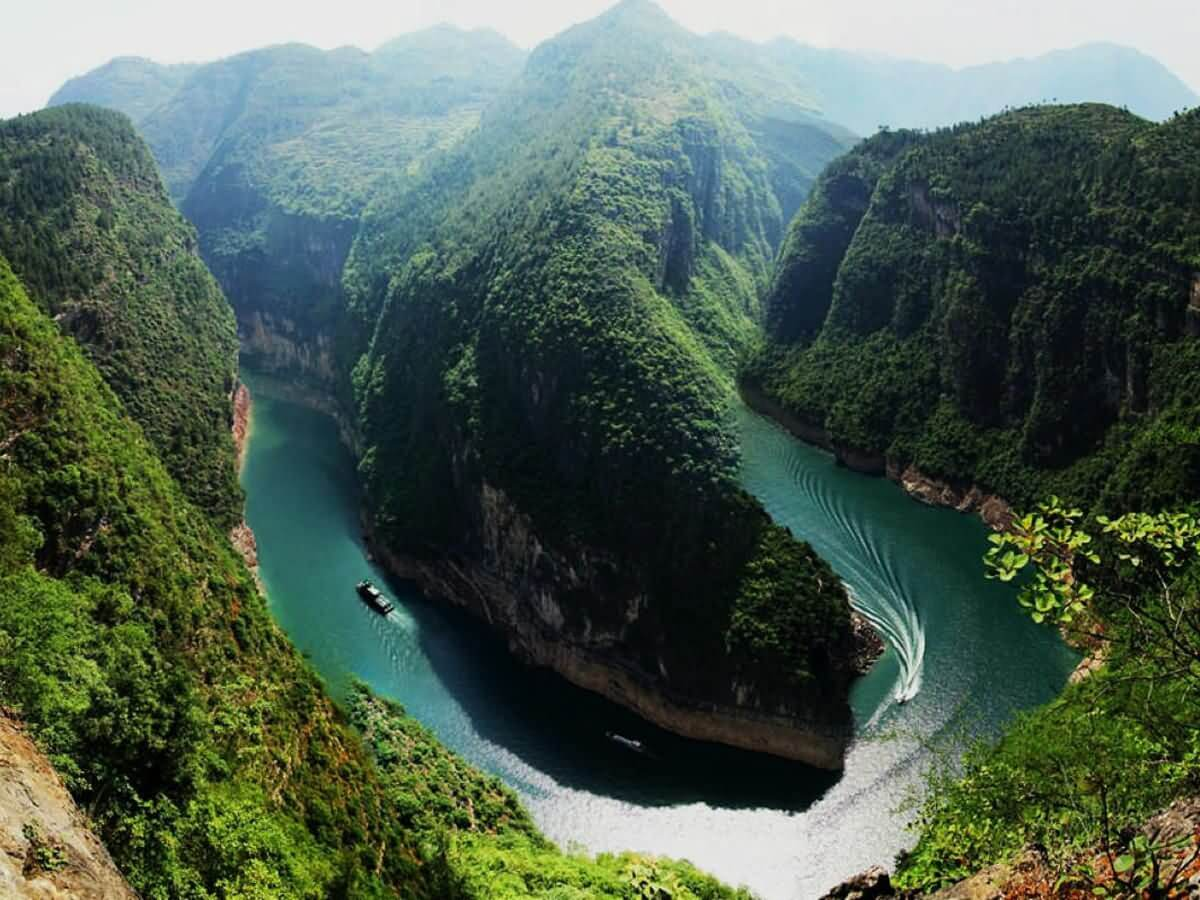 Three Gorges - China Tours
