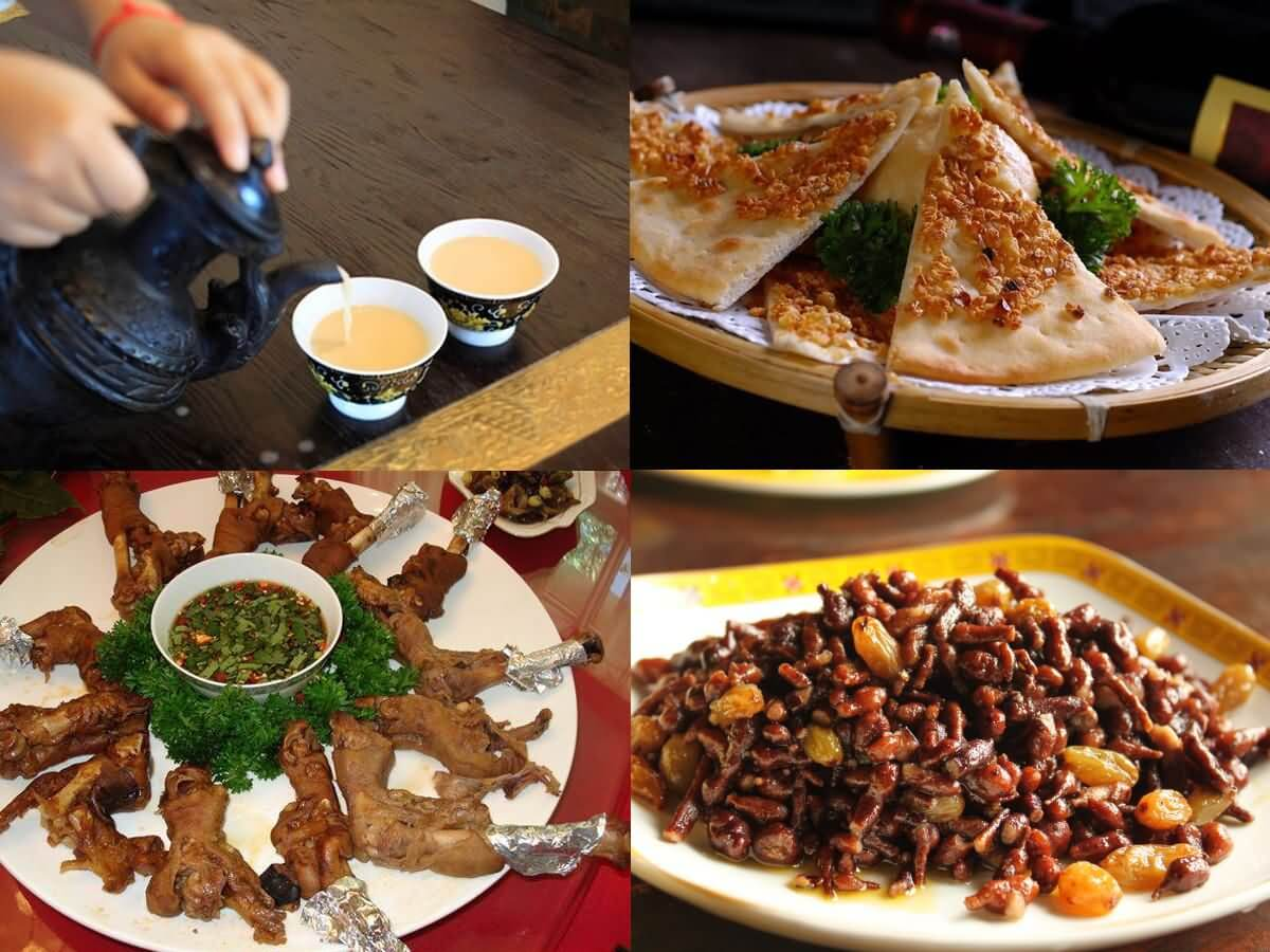 Tibet Food - China Tours