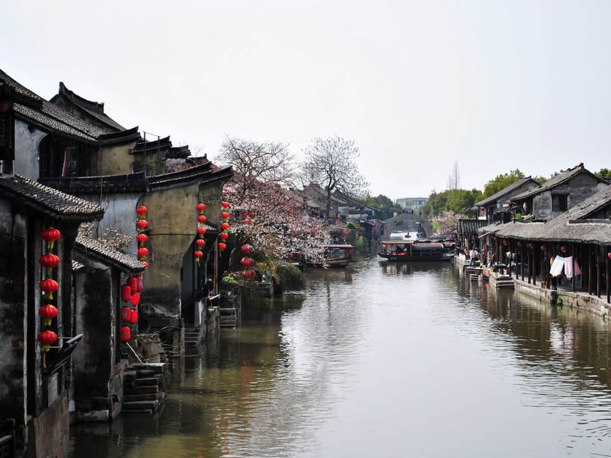 Wuzhen - China Tours
