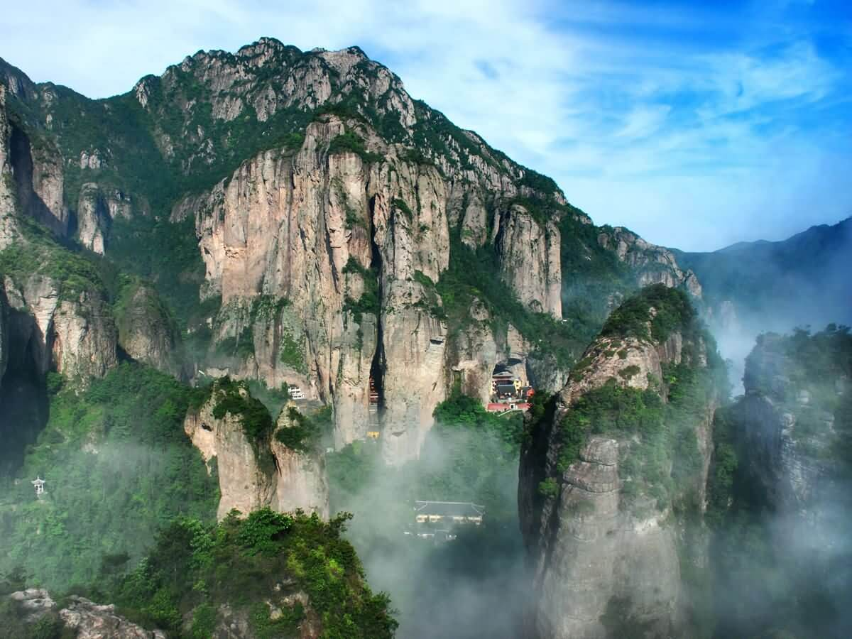 Yandang Mountain - China Tours