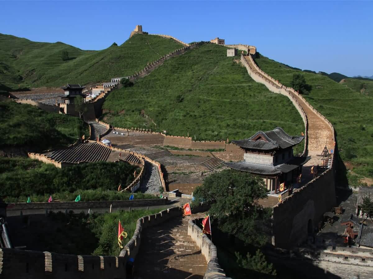 Yanmenguan - China Tours