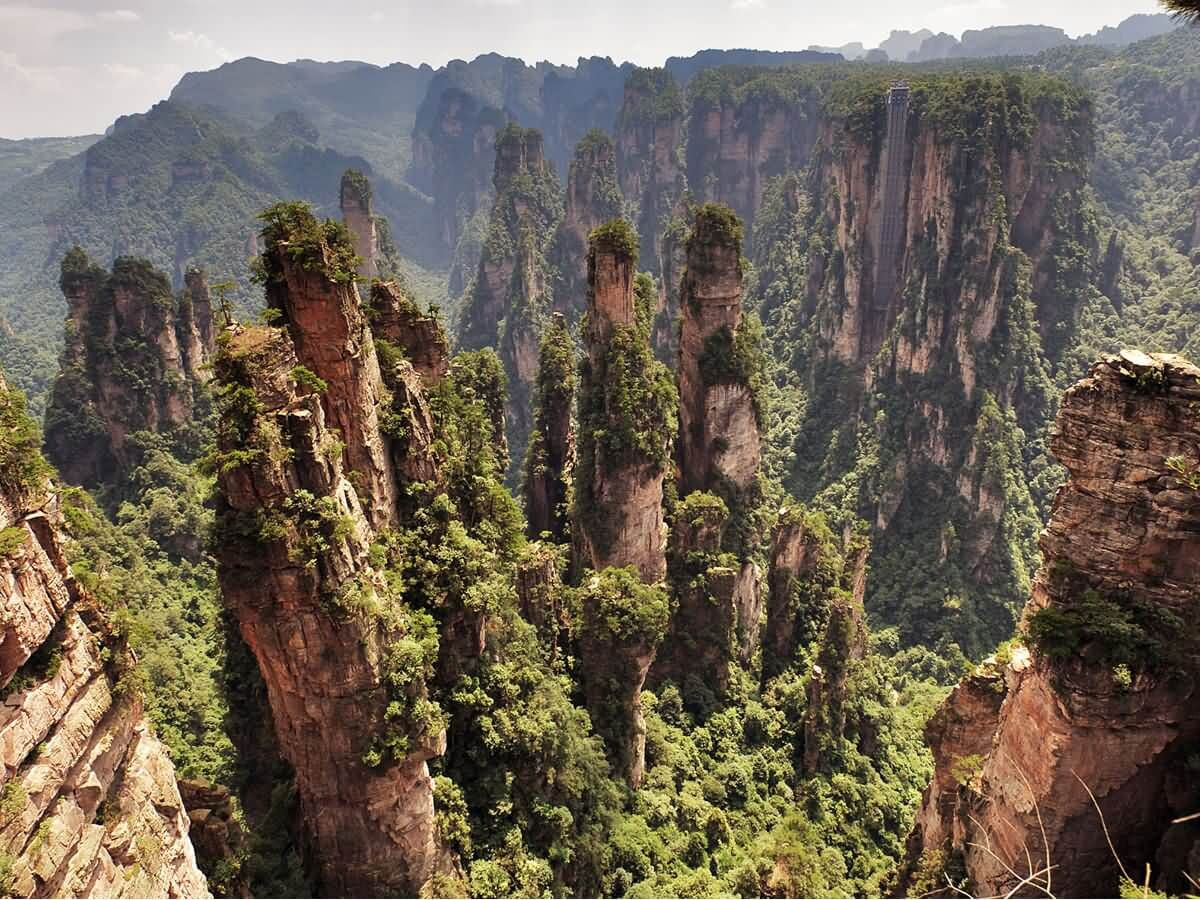Zhangjiajie - China Tours