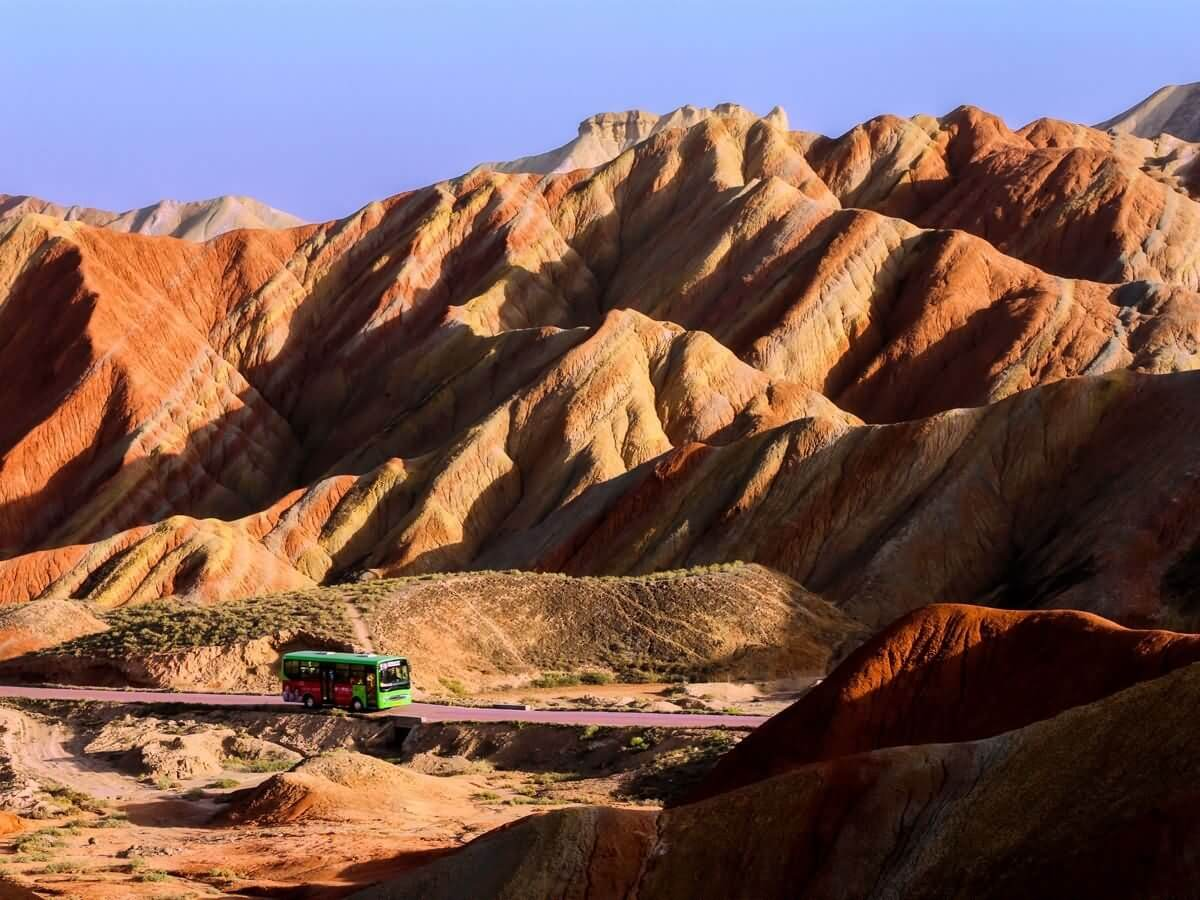 Zhangye - China Tours