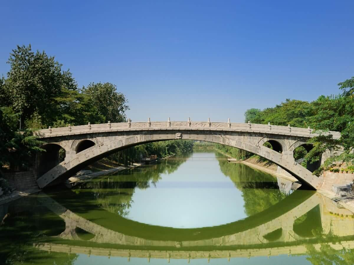 Zhaozhou Bridge - China Tours