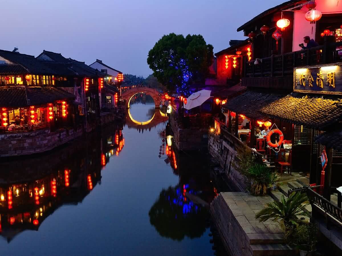 Zhouzhuang - China Tours